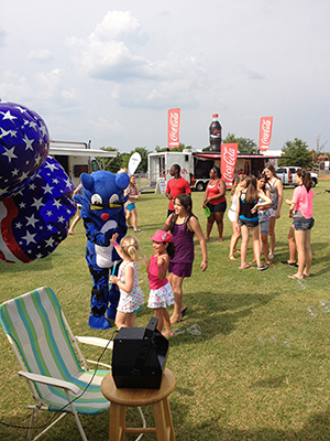 4th of July Event for the YMCA